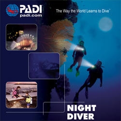 PADI Night Diver Specialty